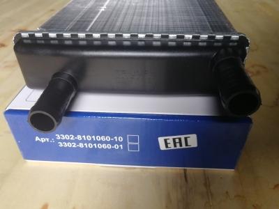 Радиатор отопителя 3302 с/о 16мм ТРИУМФ в серой упаковке