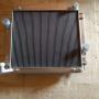 Радиатор охлаждения двигателя CUMMINS 3302 Бизнес 2-х ряд ТРИУМФ паяный NOCOLOK